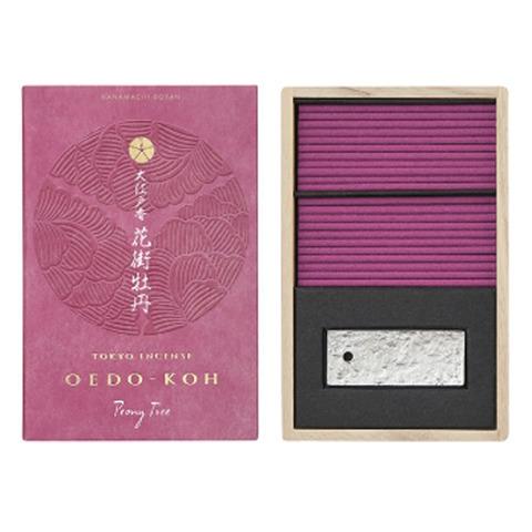 Японские благовония Oedo-Koh Peony Tree