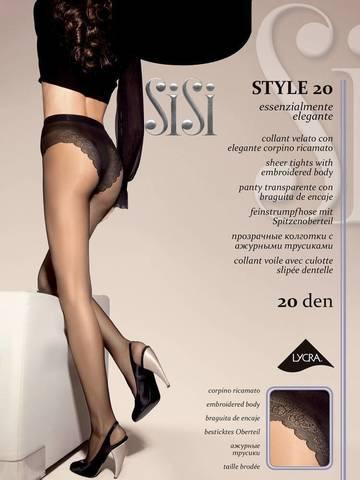 Sisi Style 20 колготки женские