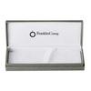 FranklinCovey Freemont - Satin Chrome, перьевая ручка, M, BL