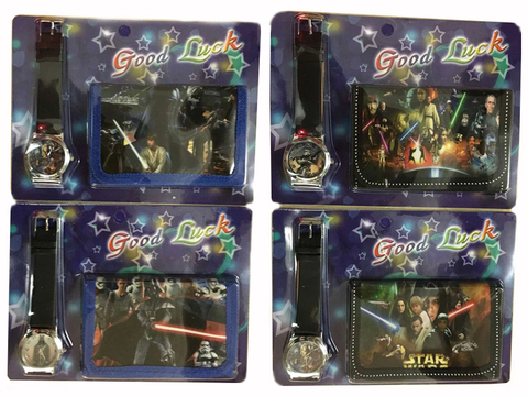 Watches and Purses — Star Wars