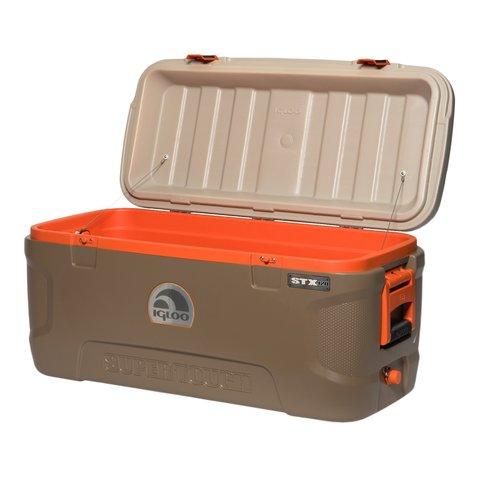 Изотермический контейнер (термобокс) Igloo Sportsman 120 Super Tough (термоконтейнер, 95 л.)