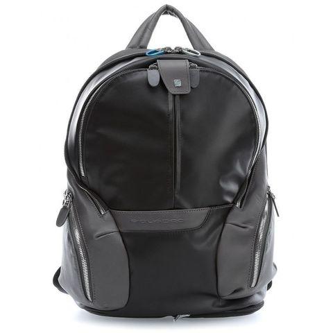 Рюкзак Piquadro Coleos (CA3936OS/N) черный кожа/ткань