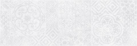Alabama плитка настенная серый узор 600х200