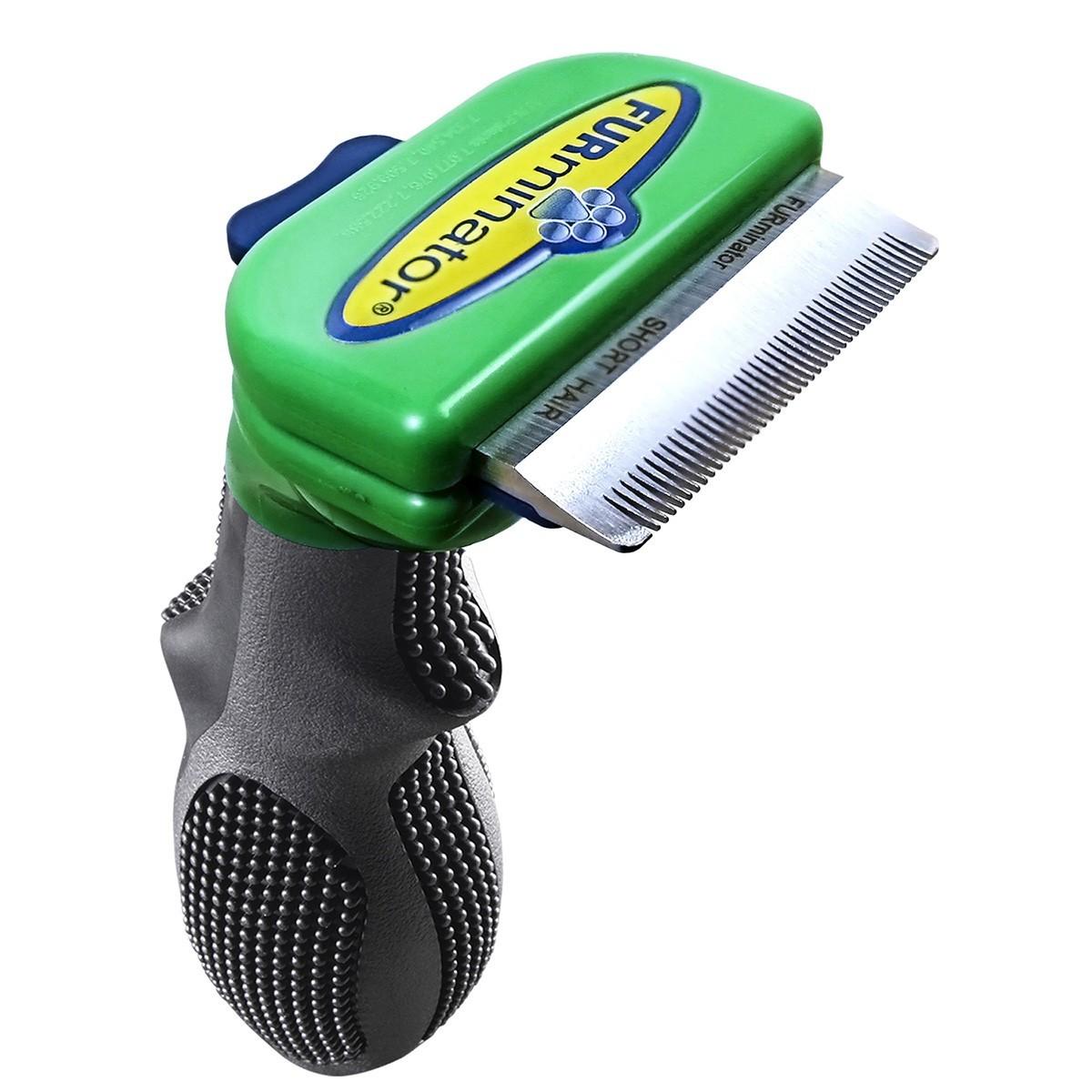 Furminator FURminator для собак мелких длинношерстных пород Long Hair Small Dog 4 см furminator-para-caes-pequenos-de-pelo-curto.jpg