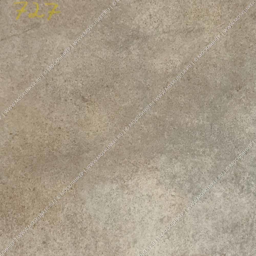 Stroeher - Keraplatte Aera Т 727 pinar 340x294x12 артикул 9340 - Клинкерная ступень - флорентинер