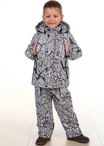 Костюм зимний детский Олимпик 3D (мембранная ткань)