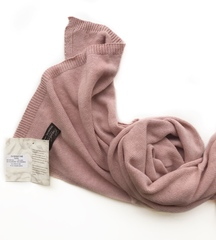 Шарф (Розовый)