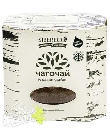 Чагочай и саган-дайля гранулированный, 150 г Томск