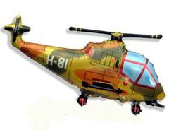 """Фигура """"Военный вертолет"""""""