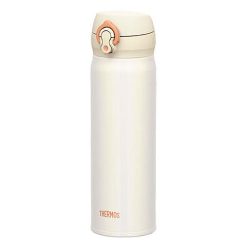 Термокружка Thermos JNL-502-PRW суперлегкая (0,5 литра), белая
