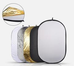 Набор светоотражателей NiceFoto 5в1 размером 92х122 см