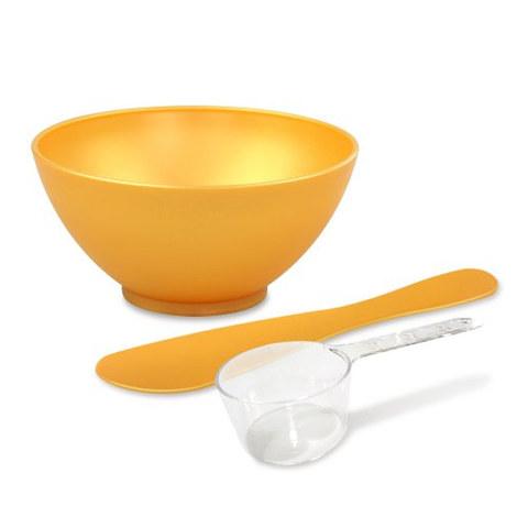 Pack Tools 3 Set (Bowl+ Spatula+Measuring Cup) Набор из 3 предметов (миска+шпатель+мерная ложка)