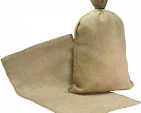 Мешок льняной , 360 гр/м2 , 40х60см