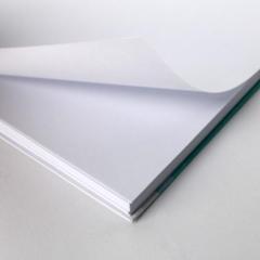 Скетчбук блокнот для рисования горизонтальный