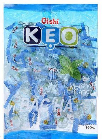 Конфеты Oishi KEO со вкусом Мяты - 90 гр.
