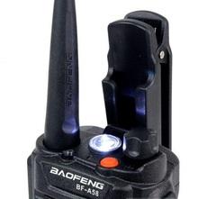 Клипса для рации Baofeng BF-A58 и BF-9700