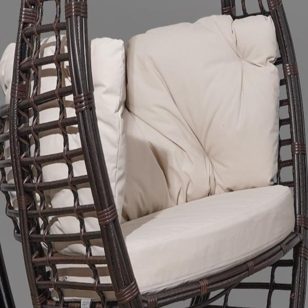 Derbent тёмно-коричневое сиденье