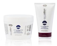 Маска для сохранения цвета и восстановления окрашенных волос с ICC Complex и маслом макадамии – «Escalation Color Gentle Mask»  125 мл