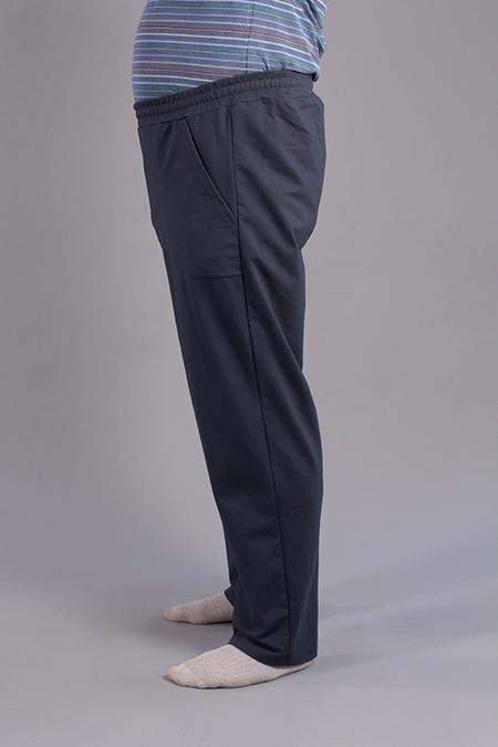 Выкройка мужских спортивных брюк материал трикотаж