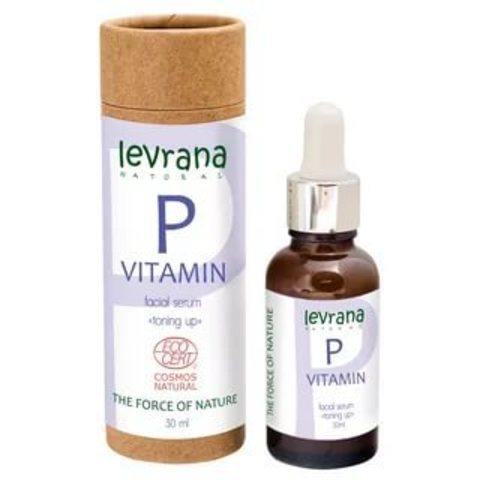Сыворотка для лица Витамин P, Levrana