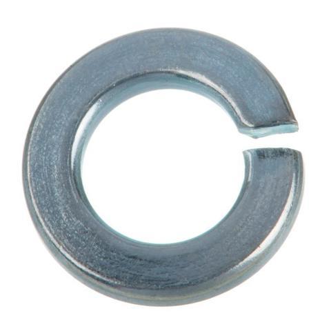Шайба DIN 127 оцинк.пружинная 6мм (20шт) №583