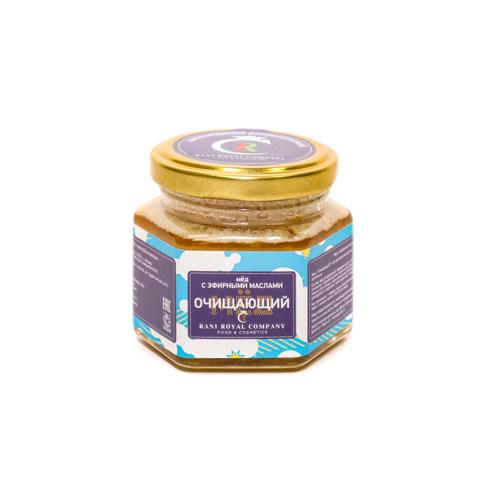 Мёд с эфирными маслами «Очищающий» 120 г
