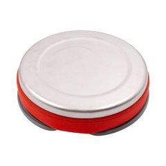 Чайник Tramp складной силиконовый 1л., терракотовый - 2