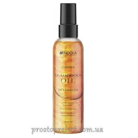 Indola Innova Glamorous Oil Shine Spray - Спрей для блиску волосся