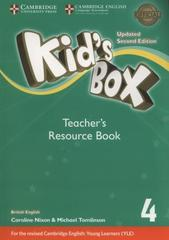 Kid's Box UPDATED Second Edition 4 Teacher's Re...