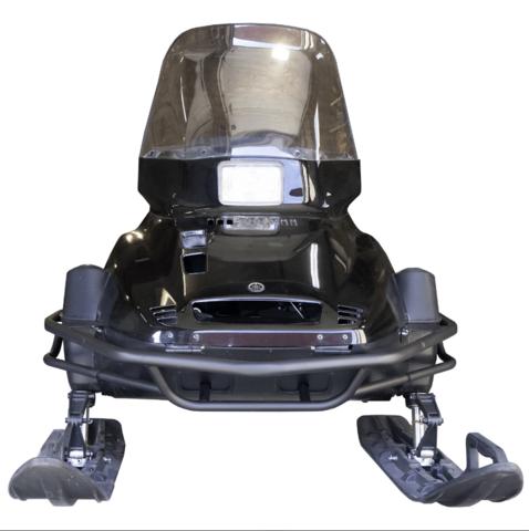 Бампер снегохода Yamaha VK540 двухлучевой