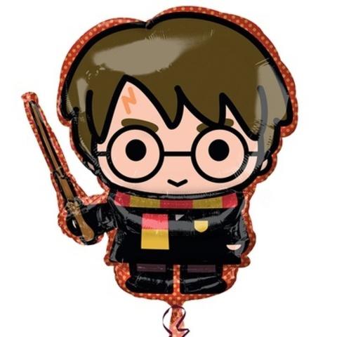 Фольгированный шар, Гарри Поттер, 69см.