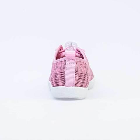 Кеды текстильные розовые школа Котофей (ТОК Урал)