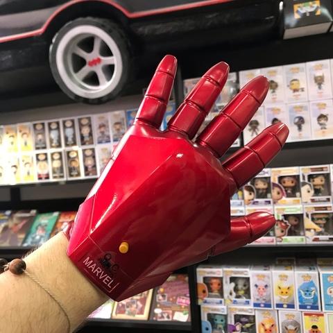 Перчатка железного человека