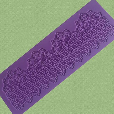 Коврик для айсинга АЙ-258, 40х13см,, силикон