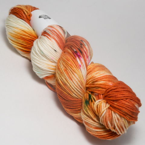 Пряжа COOL WOOL hand dyed Lana Grossa