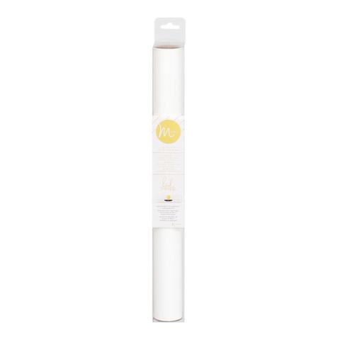 Тонерочувствительная фольга для MINC от Heidi Swapp- Opaque White 5' Roll