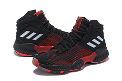 adidas Pro Bounce 2018 'Black/Red'