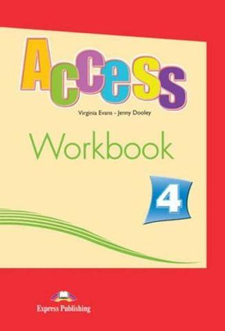 Access 4. Workbook. Intermediate. Рабочая тетрадь.