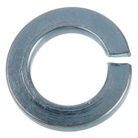 Шайба DIN 127 оцинк.пружинная 10мм (8шт) №585