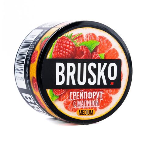 Кальянная смесь BRUSKO 50 г Грейпфрут с Малиной