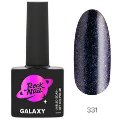 Гель-лак RockNail Galaxy 331 Twilight, 10мл.