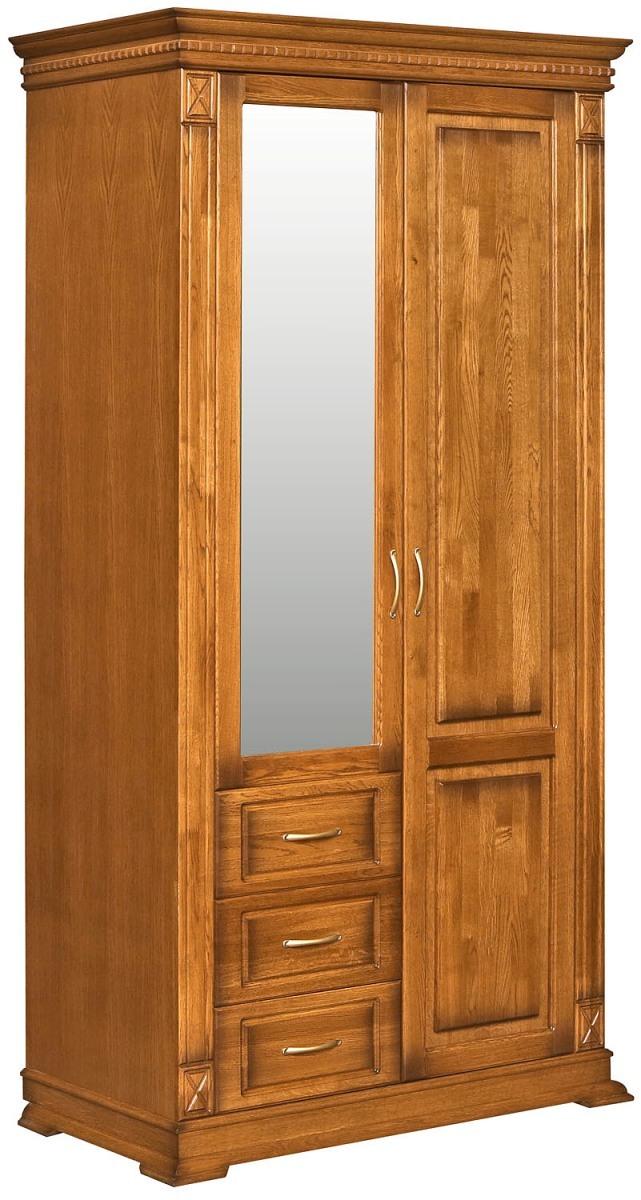 Шкаф для одежды ВЕРДИ - 2001