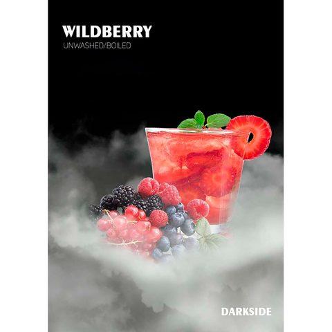 Табак для кальяна Dark Side Core Wildberry, магазин FOHM