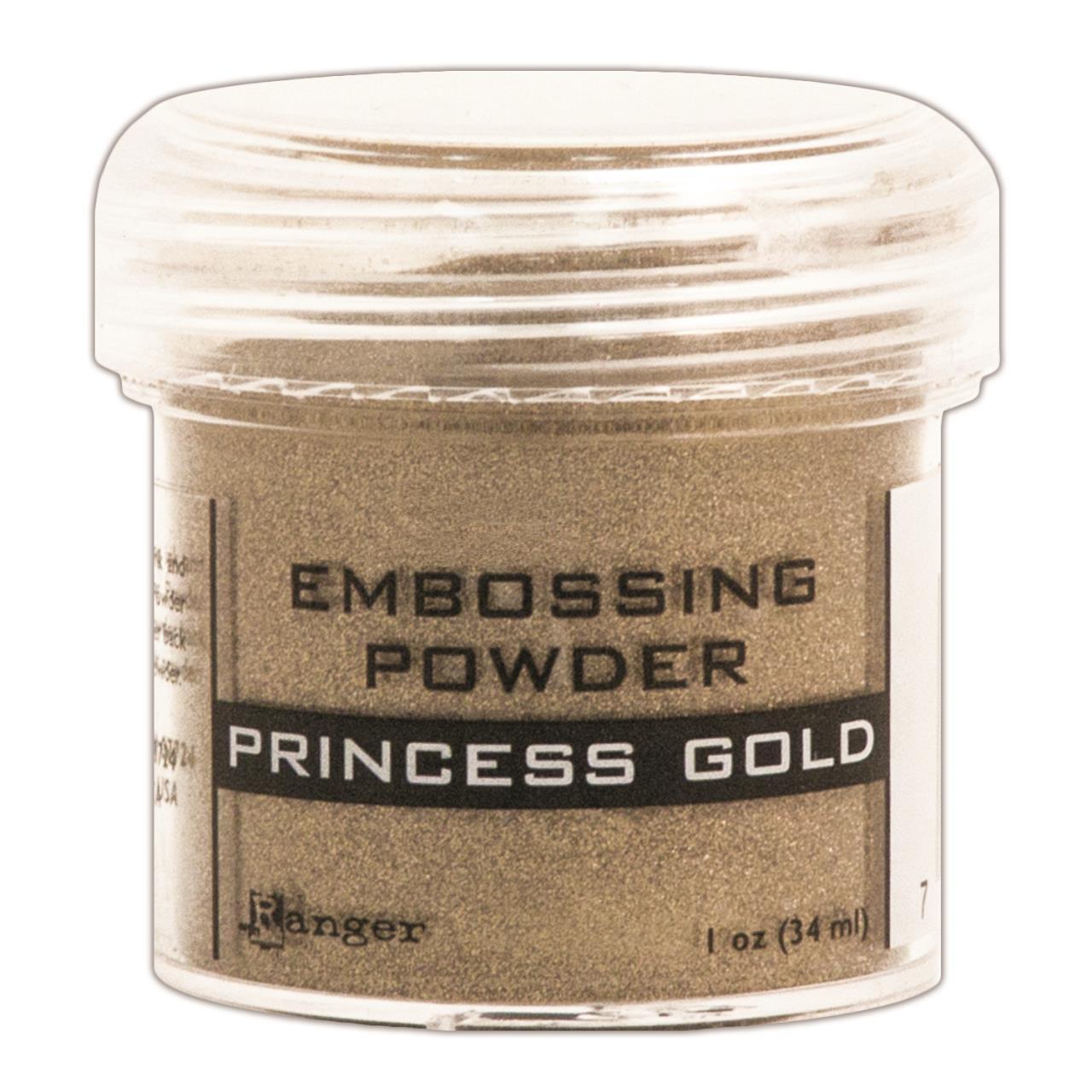 Пудра для эмбоссинга Ranger Ink- PRINCESS GOLD