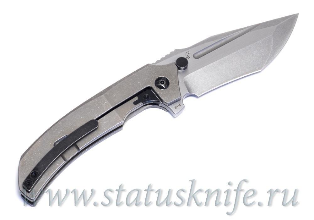 Нож CKF/Rassenti Satori collab Сатори - фотография