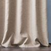 Комплект штор с подхватами Кенна коричневый