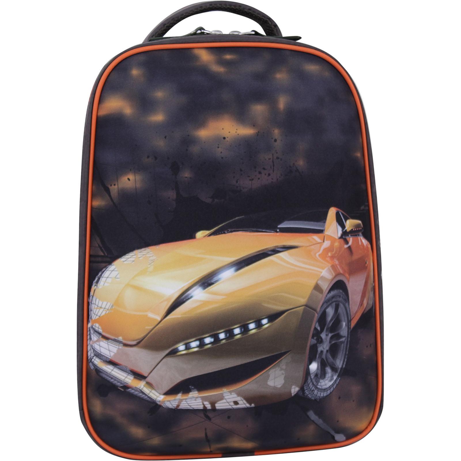 Школьные рюкзаки Рюкзак Bagland Turtle 17 л. хаки 666 (0013470) IMG_2224_суб.666_-1600.jpg
