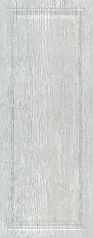 Плитка настенная Кантри Шик серый панель 7192 200х500