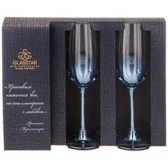 Набор бокалов для шампанского из 3 шт.