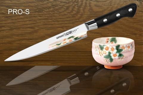 SP-0045 Кухонный нож для нарезки поварской слайсер PRO-S